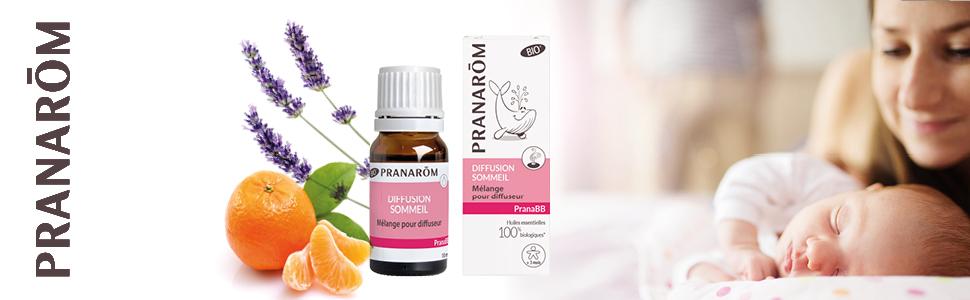Gamme aromathérapie bébé ; diffusion pour bébé ; huiles essentielles ; soins naturels bébé