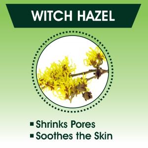 Witch hazel nose