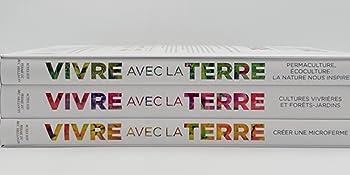 """coffret des """" volumes vivire avec la terre"""