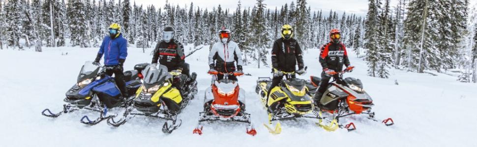 brand banner ski doo ski-doo branded merchandise