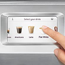 Automated Touch Screen