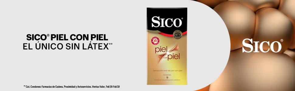 sico, piel con piel,sin latex,condones, condon, preservativo, preservativos, condon sico, lubricado