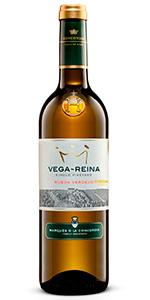 vega reina, verdejo, vino blanco verdejo, vino blanco rueda, marques de la concordia