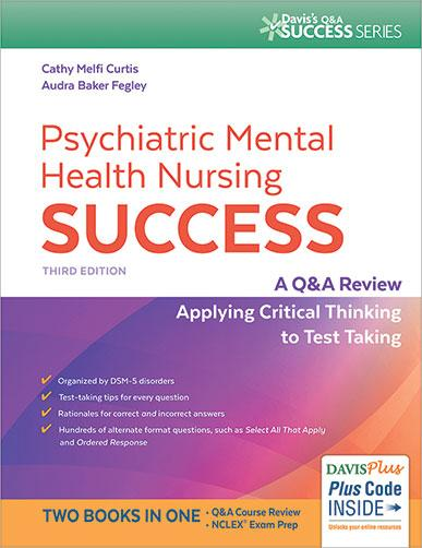 Amazon test preparation review books psychiatric mental health nursing success a qa review applying critical thinking to test taking fandeluxe Images
