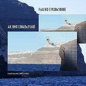 Lumix TZ100 Camera Feature - 4K