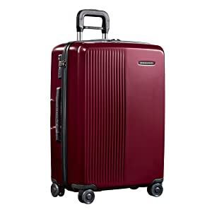 Amazon.com | Briggs & Riley Sympatico Medium Spinner Suitcase ...