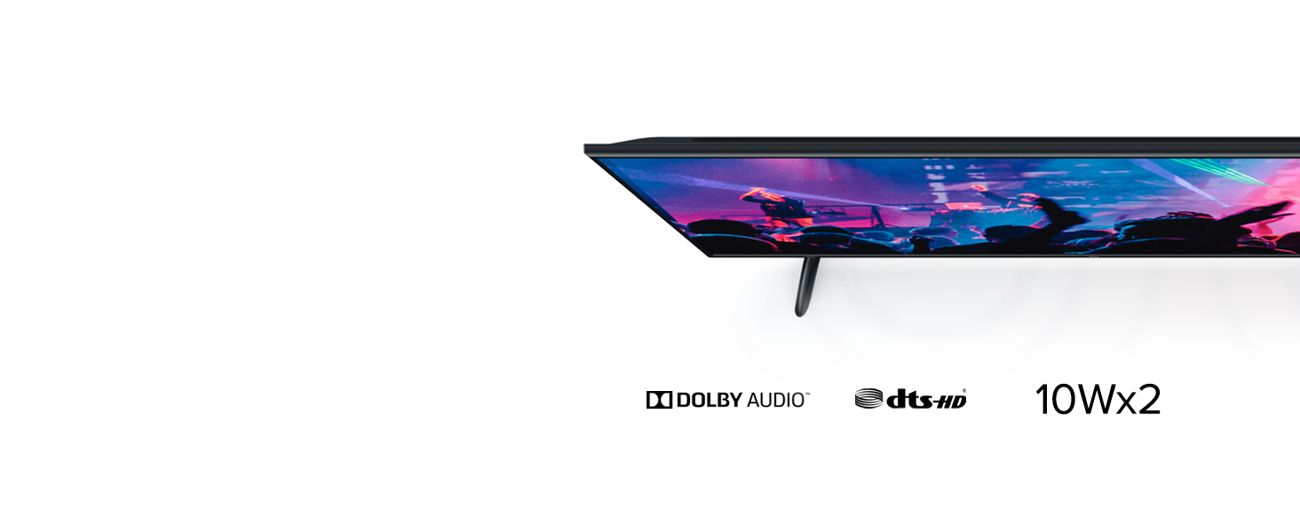 Dolby DTS HD