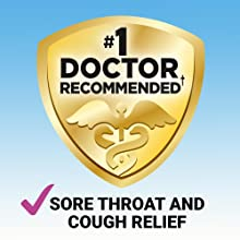 strepcil strepthroat bronchitus bronchitis numb pain relief fast acting fast-acting drops suckers