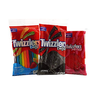 Twizzlers - Delicious Varieties