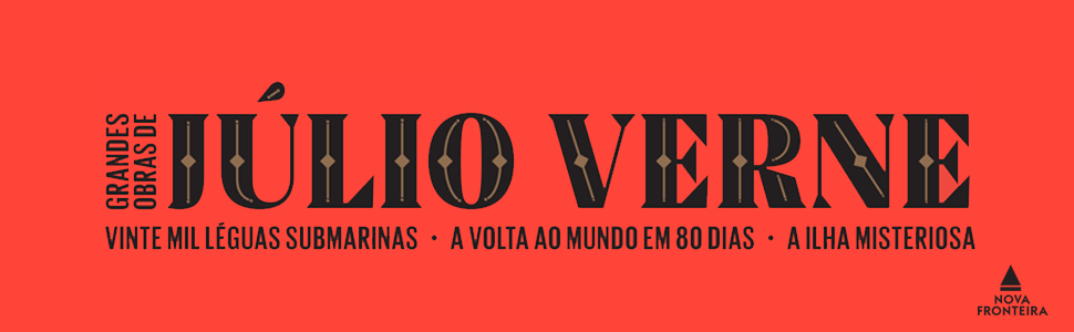 Grandes Obras de Júlio Verne - Caixa - Livros na Amazon