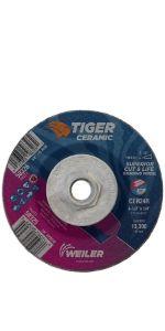 Tiger Ceramic Grinding Wheels
