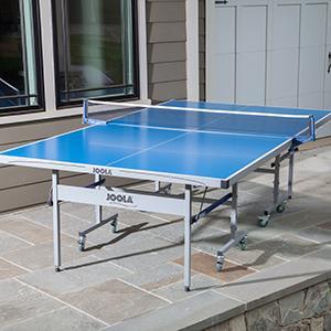 Joola Nova Dx Indoor Outdoor Table Tennis Table With