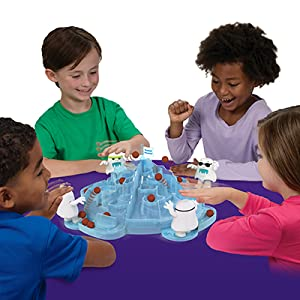 kids game, playing, fun, yeti, yeti in my spaghetti, yeti set go