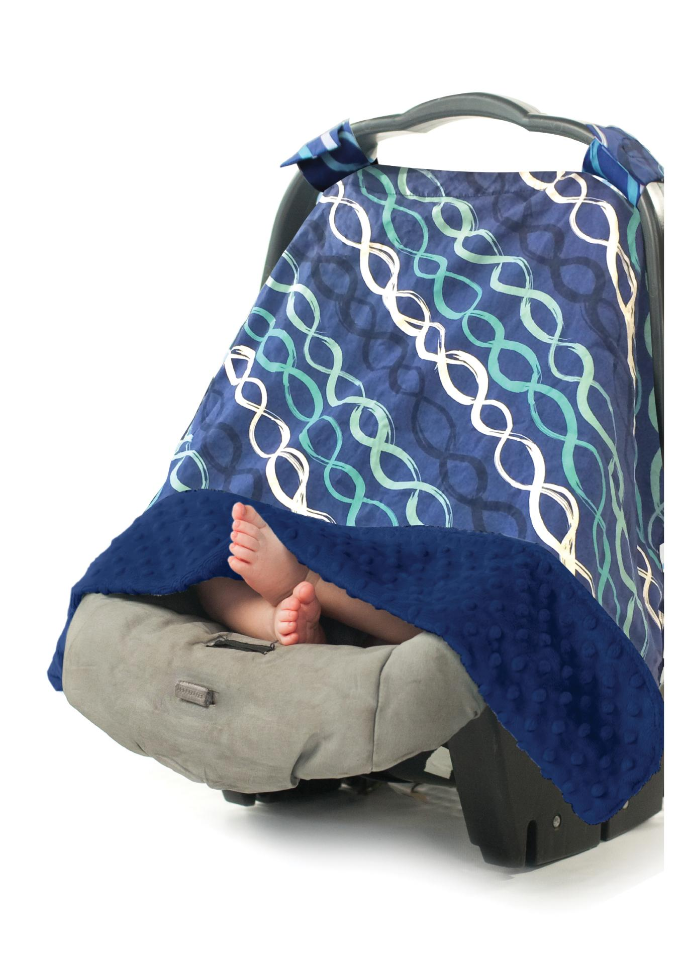 Amazon Com Itzy Ritzy Cozy Happens Infant Car Seat Canopy