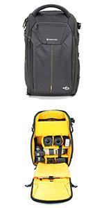 camera backpack, photo backpack, alta rise