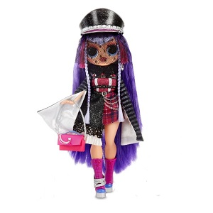 Winter Disco Bigger Surprise Includes O.M.G Surprise Fashion Doll L.O.L