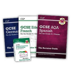 GCSE MFL from CGP
