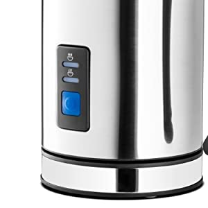 Amazon Com Chef S Star Milk Frother Automatic Foam