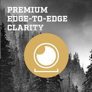 edge to edge clarity
