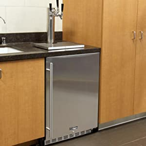 Built-In or Freestanding Use