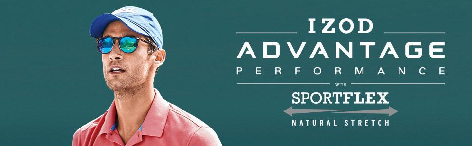 IZOD advantage performance polo shirt