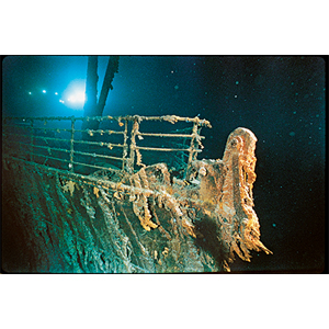 Titanic, Shipwreck, Ocean
