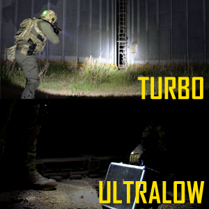 Direct access turbo ultralow