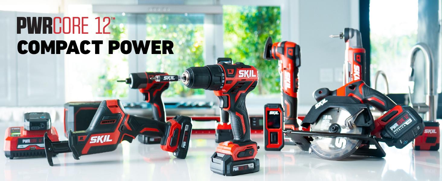 SKIL, Compact power