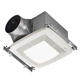 Broan Xb80l Ultra X1 Single Speed Series Ventilation Fan