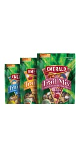 trail mix, nut mix, emerald nuts, nut blend