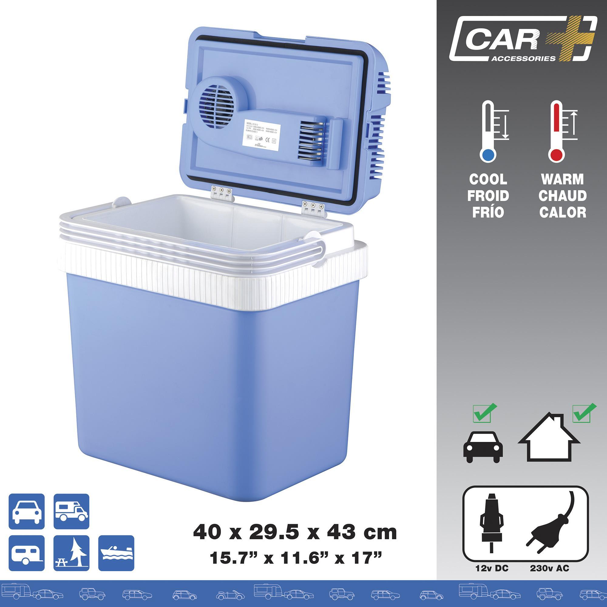 Amazon.es: SUMEX 2818012 Nevera Portátil Eléctrica Frio/Calor para ...