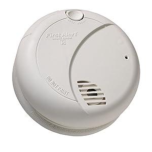 first alert smoke detector manual