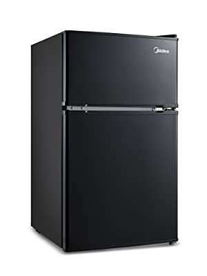 Midea 3.1 Cubic Feet Compact Refrigerator – Make Yourself at Home