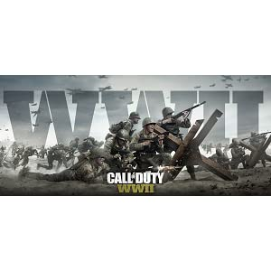 Amazon com: Call of Duty: WWII - PlayStation 4 Standard