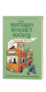 The Mysterious Benedict Society and the Prisoner's Dilemma by Trenton Lee Stewart