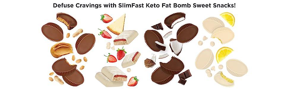 fat bomb sweet snack keto