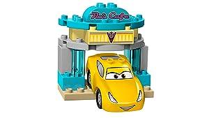 Amazoncom Lego Duplo Flos Café 10846 Building Kit Toys Games