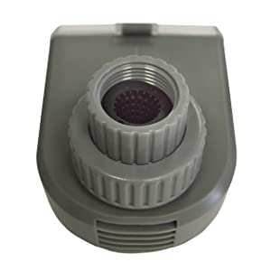 S&M 590054 590054-Programador de Grifo de 1 Salida para riego ...