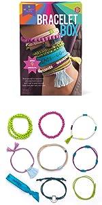 bracelets jewelry diy kit craft kit for girls crafts for kids