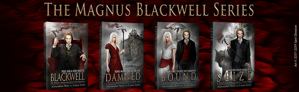 The Magnus Blackwell Series