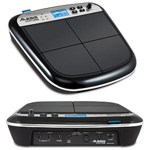 SamplePad Alesis Drums Nitro Mesh Kit DM Lite Kit de Batterie Electronique XDrum ION Redline