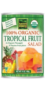 Title:Native Forest Organic Tropical Fruit Salad