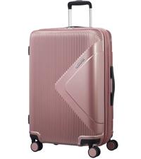 modern dream; hard suitcase