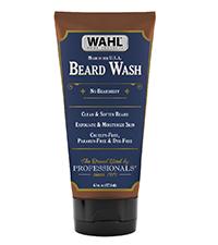 Beard Wash Natural Ingredients Shower Sink Use