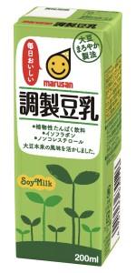 調製豆乳200ml