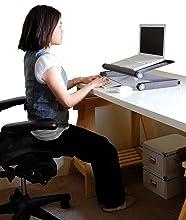 benefits of the workez adjustable height u0026 angle ergonomic laptop stand