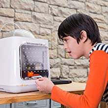 XYZ Printing Impresora 3D da Vinci nano w (totalmente ensamblada ...