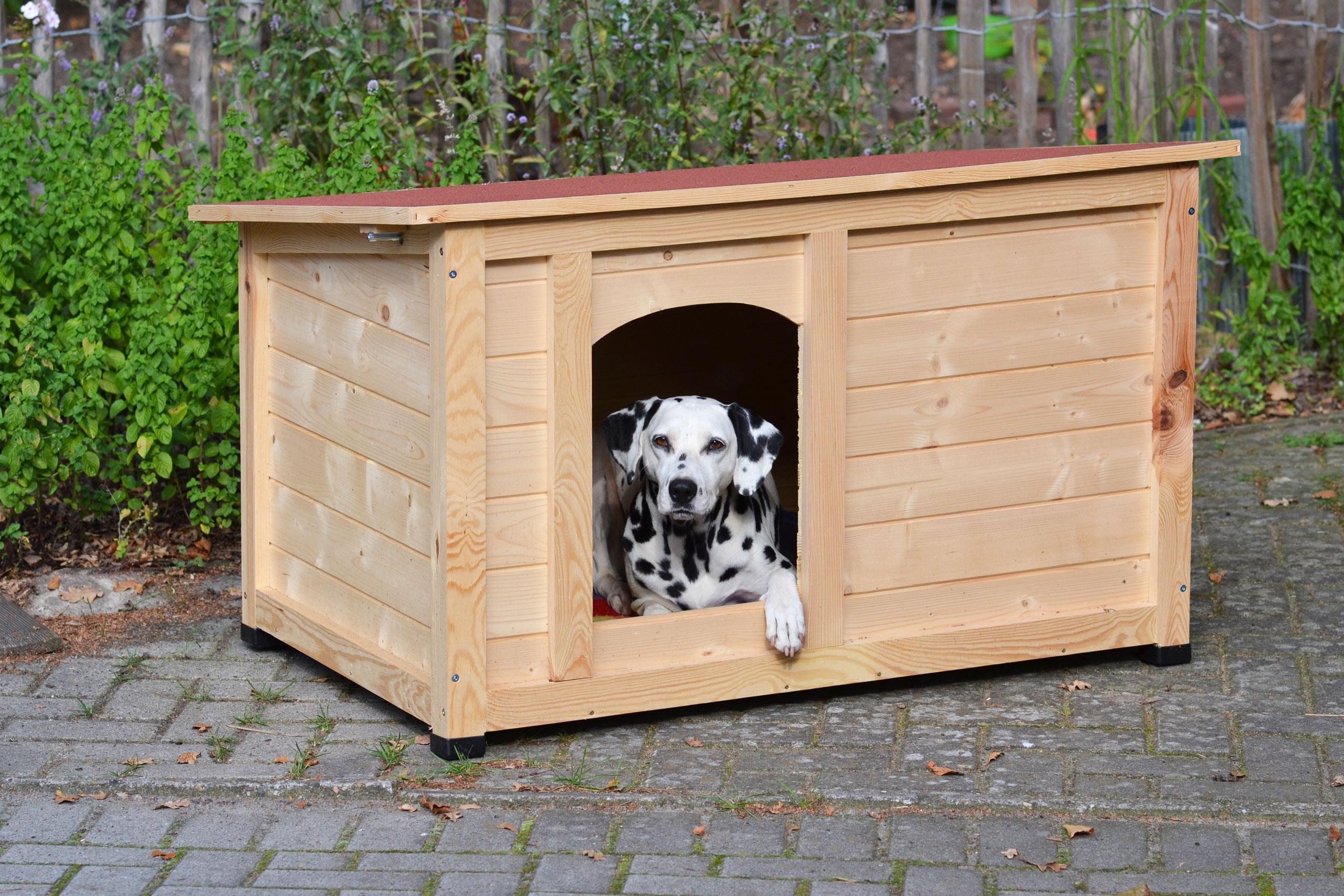 dobar 55014fsc hundeh tte lord xl outdoor hundehaus f r gro e hunde platz f r hundebett. Black Bedroom Furniture Sets. Home Design Ideas