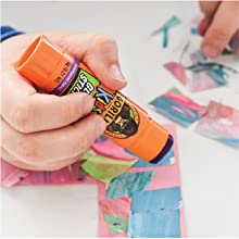 Gorilla Kids Disappearing School Glue Sticks elmer's teacher supplies craft dollar tree