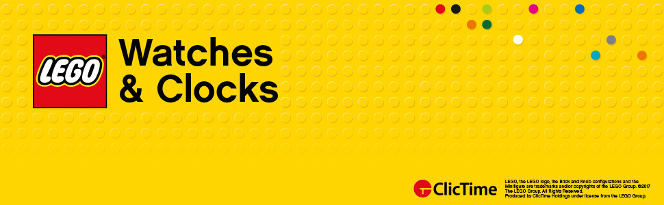 Lego watches
